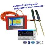 Универсальный прибор для  геофизической разведки с построением подземной карты профиля