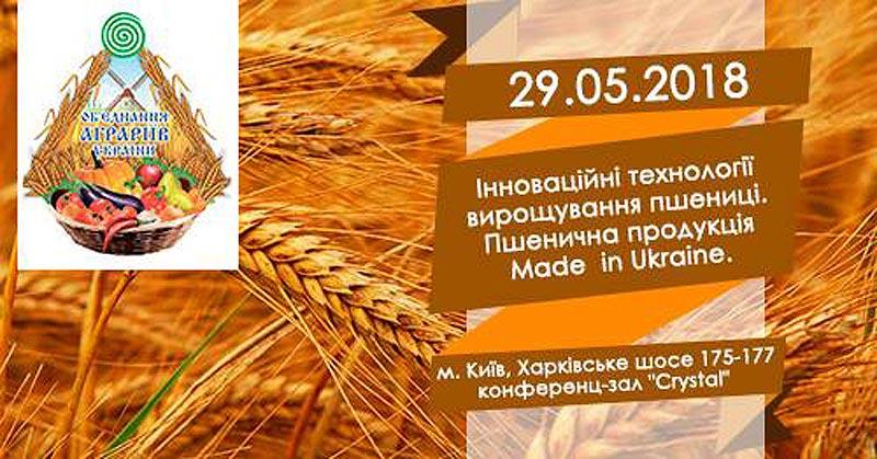 Инновационные технологии выращивания пшеницы 2018