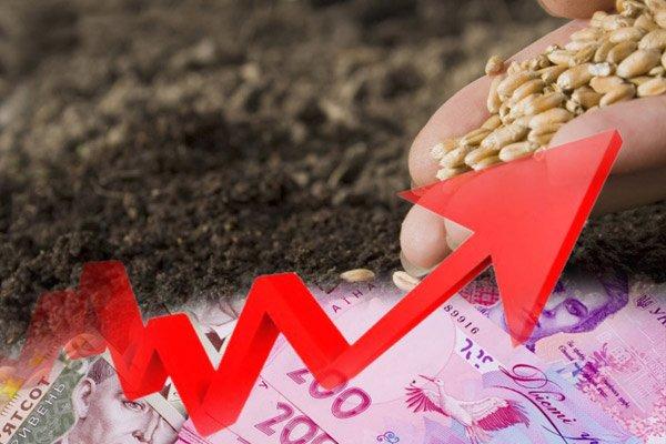 Расходы на посевную выросли вдвое