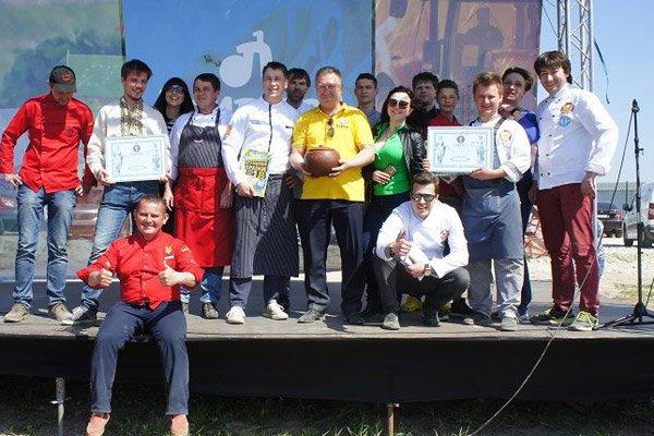 Agroport West Lviv 2018: приготовлено 3280 литров органической каши