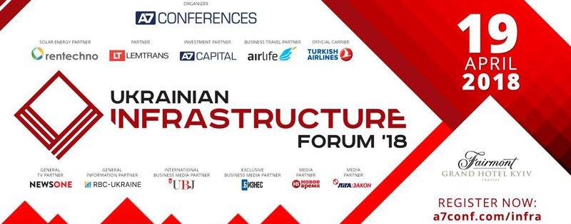 ІII «Український інфраструктурний форум»