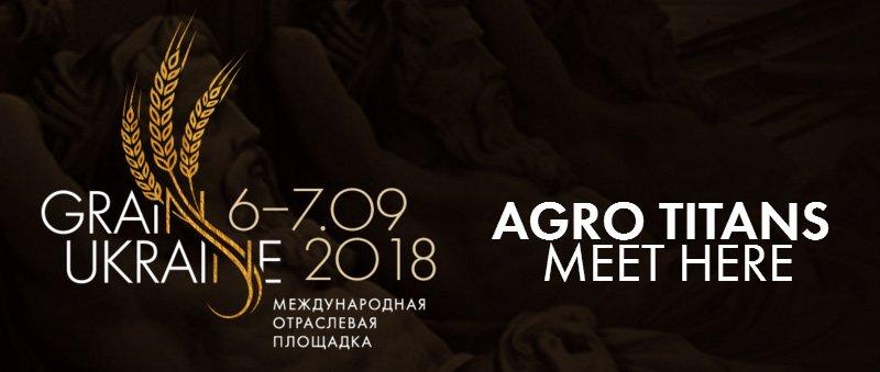 Grain Ukraine 2018