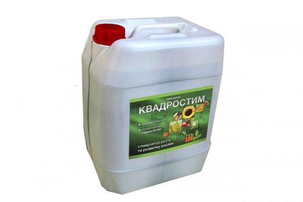 «Квадростим» – стимулятор росту та розвитку рослини