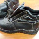 Спецобувь рабочая — продажа ботинки кожанные и сапоги резиновые — от поставщика — дешевле !