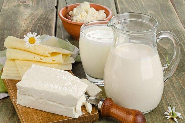 Выручка от экспорта молочки сократилась