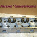 Головка блока цилиндров ЯМЗ – 238 ( старого образца)