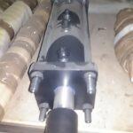 Гидроцилиндр на John Deere s/n АА 55508, сеялка точного высева