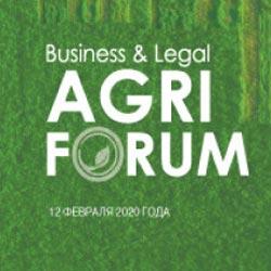 Business & Legal Agri Forum