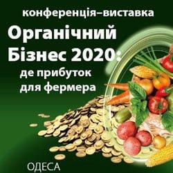 Органічний бізнес 2020: Де прибуток для фермера