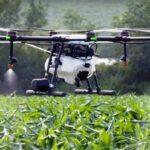 Послуги агродрона квадрокоптера в сільському господарстві