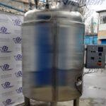 Ферментаторы 100 л и 1500 л для средств биологической защиты